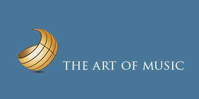 The Art of Music logo